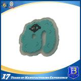 Patch de PVC macio Rubbrized para promoção