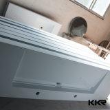 Lavabo composito rettangolare della resina della stanza da bagno