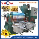 Petróleo vegetal que hace la máquina para el proceso del aceite de cocina