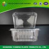 Contenitore impaccante di frutta di plastica della copertura superiore della bolla