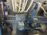 Ggs-118 P5 10ml 농약 PVC 병 자동적인 채우는 밀봉 기계