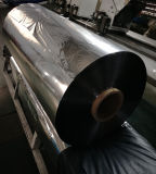 Película metalizada del animal doméstico que lamina con la película del LDPE para el aislante de calor de la hoja de la burbuja