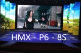 Pantalla de alquiler del LED/visualización de LED al aire libre de interior del vídeo (el panel de aluminio de fundición a presión a troquel)