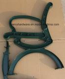 Form-Bein, Prüftisch-Bein, Stuhl-Bein hergestellt vom Aluminiumlegierung-Gussteil