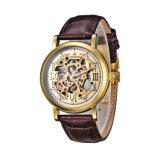 Reloj de encargo elegante 10ATM del ODM de la marca de fábrica del acero inoxidable de la alta calidad impermeable