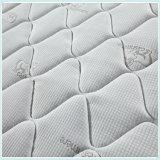 뜨개질을 한 직물 100% 자연적인 유액 매트리스 S22