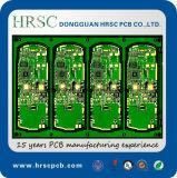 HDI drahtlose Mikrofon u. Lautsprecher Schaltkarte-Vorstand mit UL, SGS, RoHS, Reichweite, Ts16949, ISO14000