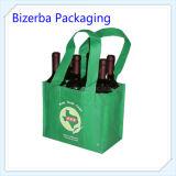 Оптово с Non - сплетенными мешками пива/вина упаковывая