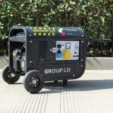 Fase van de Generator van de Benzine van de Macht van het Huis van de Draad van het Koper van de bizon (China) BS2500c (h) 2kw 2000W 2kVA de Kleine Draagbare 220V 3