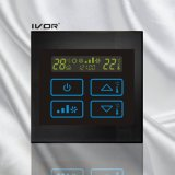 アクリルフレーム(SK-AC100L8)のエアコンのサーモスタットの接触スイッチ