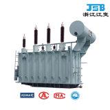 zeichnete ölgeschützte 132kv/138kv Kraftübertragung Transformator mit auf Eingabe-Hahn-Wechsler für Nebenstelle auf
