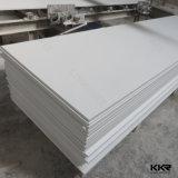 Поверхность Corian 12mm чисто белая твердая