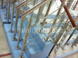 Edelstahl-Glaslink/Glasschelle