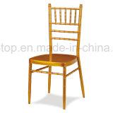 Оптовый стул Тиффани Chiavari случая бального зала металла