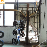 10inchオートバイのための前部鋼鉄車輪の縁
