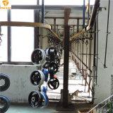 borda de aço dianteira da roda 10inch para a motocicleta
