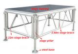 Fase mobile di alluminio
