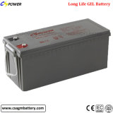 Bateria de armazenamento solar do gel de Cspower 12V 160ah