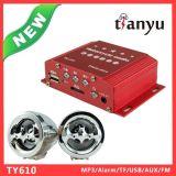 De Motorfiets van het Systeem van het Alarm van de Motorfiets van het alarm MP3 met Anti-diefstal
