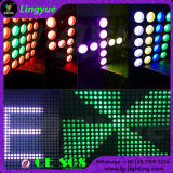 DMX Profesional Stage 25X10W DOT Matrix LED Efecto Luces
