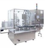 Автоматическая линейная законсервированная машина для прикрепления этикеток машины завалки порошка витамина