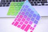 キーボードフィルムの保護装置の虹のシリコーンのラップトップキーボードCover MacBookの空気プロ網膜のため
