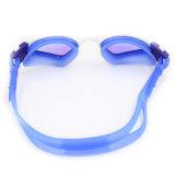 Ningunos anteojos ULTRAVIOLETA de la nadada del Triathlon de la protección de la niebla anti que se escapan