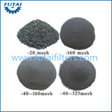 Pó de metal para fiação de fibra química