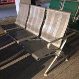 4 het Wachten van de Luchthaven van het Plateren van het Chroom Seaters Stoel (ya-109)
