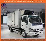 Congelatore Van di Sinotruck per il camion freddo del frigorifero della bevanda 3tons