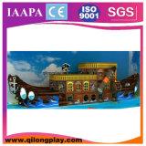 Equipamentos de campo de recreação para o tema do navio pirata (QL-1106C)
