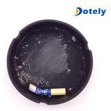 Cenicero sin humo del silicón del color del cigarro de la ceniza de goma portable del cenicero para el conjunto que fuma