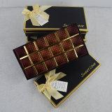 Logo personnalisé Emballage de luxe Boîte cadeau pour emballage en chocolat