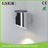 Luz solar al aire libre de la pared del jardín de la lámpara LED de la dimensión de una variable moderna