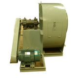 XFB-710c Serie C Tipo de accionamiento hacia atrás ventilador centrífugo