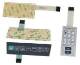 Tornar mais fraco o painel de controle polonês da membrana da micrôonda para a máquina de leitura eletrônica