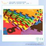 Couvre-tapis de rampement de jeu de couvre-tapis d'étage de tapis d'EVA de couvre-tapis de bébé non-toxique de gosses