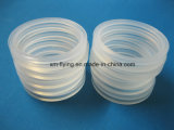 Verzegelende Ring van de Pakking van het Silicone van de Rang van het voedsel de Duidelijke Rubber voor de Ketel van de Keuken