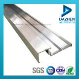 Perfil de alumínio de alumínio da extrusão da porta do indicador de projeto moderno para Filipinas
