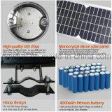 15W tutto in un indicatore luminoso di via solare con il sensore