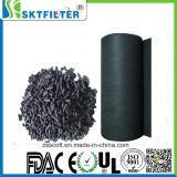 Ткань Non-Woven фильтра активированного угля