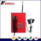 SIP/VoIP Höhenruder-Bankserve-Telefon Knzd-27 imprägniern PAS-Notruftelefone