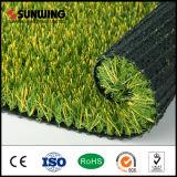 20 mm Altura de la pila paisaje modificado para sintético hierba alta para el hogar