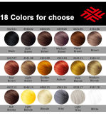 Do OEM 18 das cores fibras do edifício do cabelo da queratina inteiramente