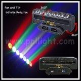 Rotazione infinita 7PCS * indicatore luminoso della barra del fascio di 15W LED