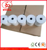 Blanco bobina de papel térmico para recibos