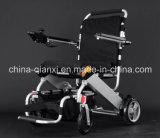 Fauteuil roulant électrique portatif léger neuf approuvé de la CE Xfg-201FL à vendre