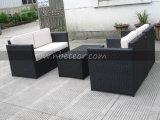 PET Mtc-118 im Freien Sofa-gesetzter Möbel-Garten-deluxes Rattan 4 Stück-Möbel-Set