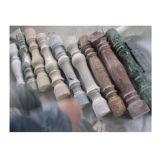 Máquina del torno para los balaustres de piedra de fabricación de mármol del granito