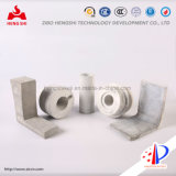 Tijolo ligado Zg-231 do carboneto de silicone do nitreto de silicone